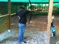 tir à l'arc