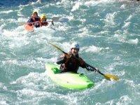 Canoe et Kayak gonflable