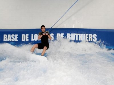 Base de loisirs Buthiers Wakeboard
