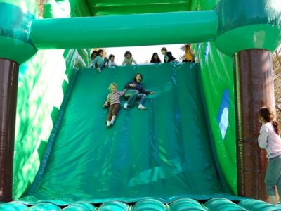 Base de loisirs Buthiers Parcs pour Enfants