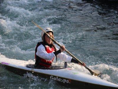Pavillon des Sensations Kayak