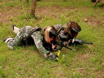 Ardèche Bio Paintball