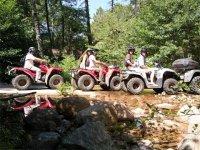Une aventure inoubliable en quad