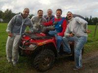 Organiser un evenement avec pilotage de quad