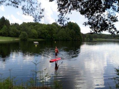 Ginkgo Fildelo Paddle Surf
