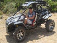 Faire du buggy avec le permis