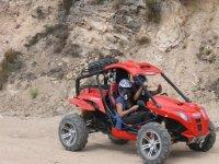 Faire du buggy vacances en Corse