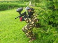 Camouflage paintball Pas de Calais