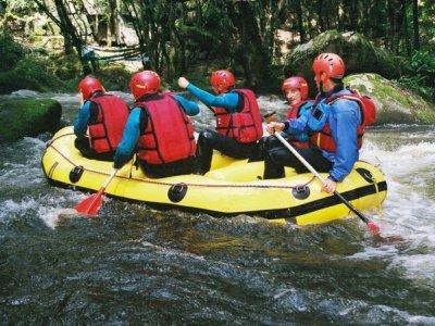 Loisirs en Morvan Rafting