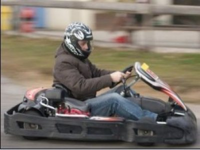 Session de Karting 10 minutes - Corrèze - Enfants