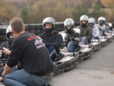 Session de Karting 20 minutes-Limousin-Enfants