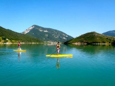 Aquabond Rafting Paddle Surf