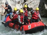 Rafting Vesubie