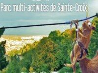 Parc multi-activités de Sainte-Croix