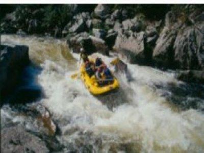 Canoë Val D'allier Rafting