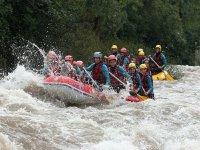 Rafting en groupe Nive dans le Pays Basque