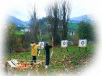 Pratiquer le tir a l arc a Bidarray