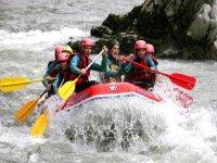 rafting sur la Nive avec Ur Bizia