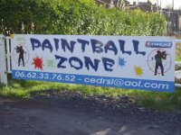 Paintball Zone Accueil