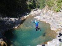 Canyoning Activite de plein air