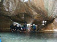 Canyoning et nature