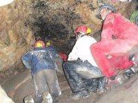 Decouverte des grottes