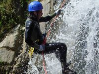 Sortie canyoning dans l Aveyron