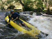 Cano raft