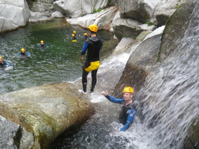 Office des Moniteurs Canyon Escalade du Languedoc Canyoning