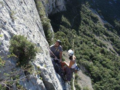 Office des Moniteurs Canyon Escalade du Languedoc Escalade