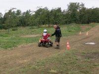Initiation enfants mini quad