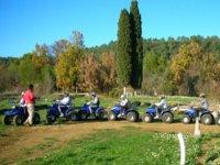 terrain initiation au quad