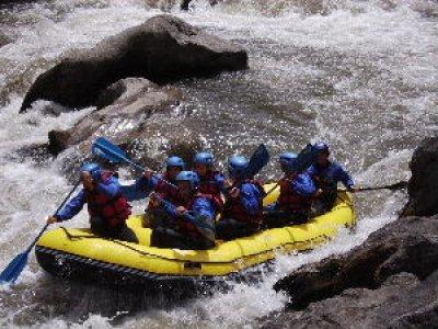 Rodeo Raft