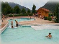 Les piscines de Banzai Aventure Parc