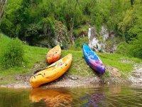 Nos kayaks