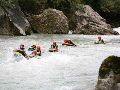 Yellow Rafting