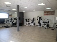 Salle fitness musculation