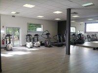 Salle fitness cardio