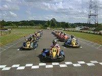 Course de karting professionnel et loisir