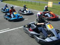 Structure karting loisirs