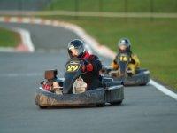 Course de karts a Deauville