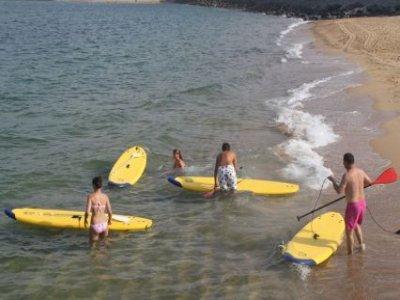 Sports Mer Paddle Surf
