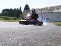 Karting dans le Cher