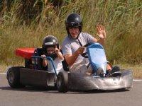 Karting biplace