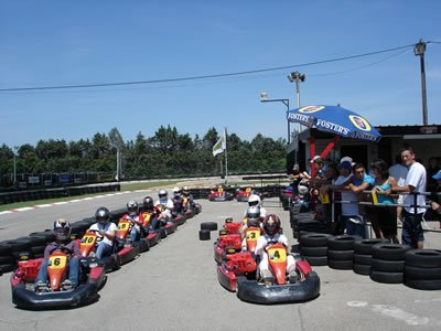 Karting Beaucaire Espace Loisirs