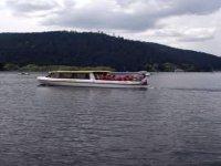Balade sur le lac