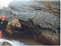 Canyoning dans les gorges de la Dourbie