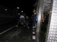 Karting nocturne