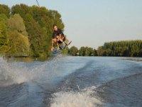 Wakeboard et tricks