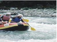 Rafting sur le Tarn avec Nature Cevennes Rafting